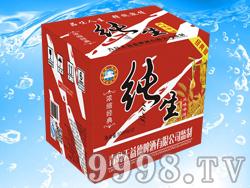 德谷-红火纯生啤酒500毫升