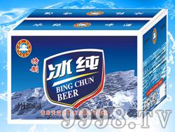 德谷-冰纯啤酒330毫升
