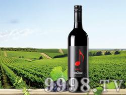 音符・经典系列西拉赤霞珠红葡萄酒
