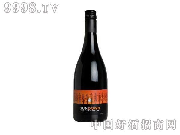 南澳霞光卡本妮梅洛红葡萄酒750ml