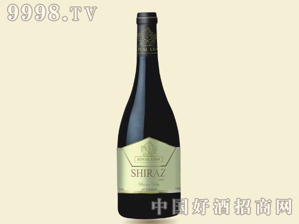 巴罗莎西拉干红葡萄酒750ml
