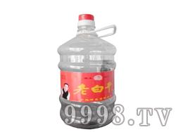 老白干52°4000ml桶装酒