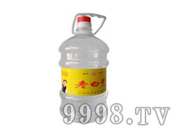 老白干酒42°2000ml桶装酒