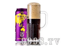 奥基米德 焦香醇厚黑啤