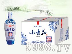 燕赵风小青花酒12瓶
