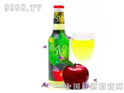 苹果味朗姆预调酒