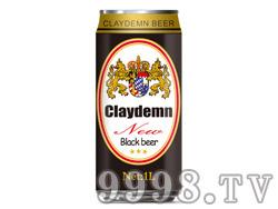 克莱德曼黑啤酒1L