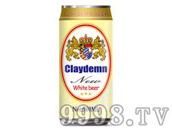 克莱德曼白啤酒500ml