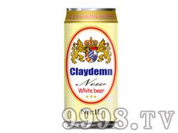 克莱德曼白啤酒1L
