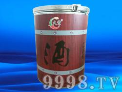 火丰酒橡木桶25KG