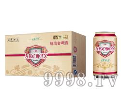 统治者1805啤酒酒精度4.5度