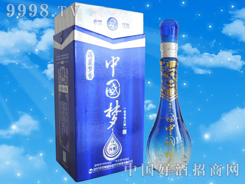 洋河中国梦传奇6-白酒招商信息