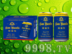 欧瑞特啤酒325ml×24听(蓝)