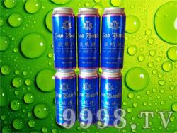 欧瑞特啤酒500ml(蓝罐)