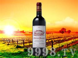 巴斯城堡干红葡萄酒