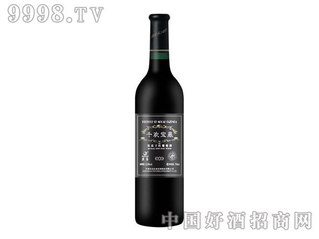 莫高千欢宝鼎干红葡萄酒
