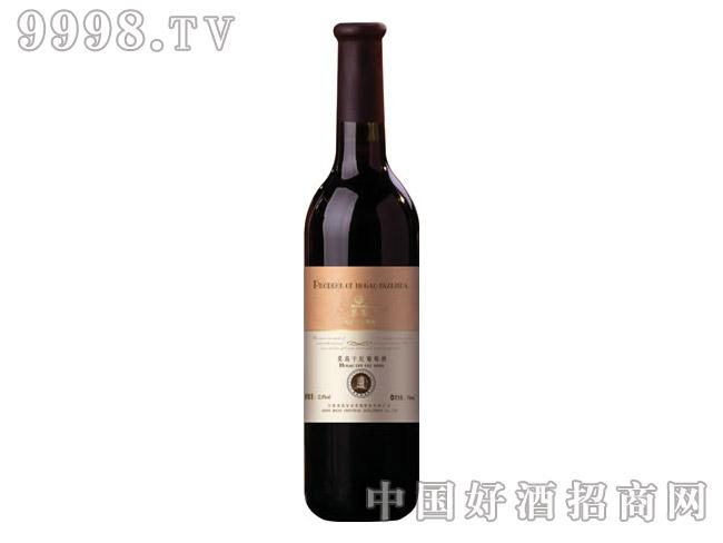 莫高2006三星干红葡萄酒