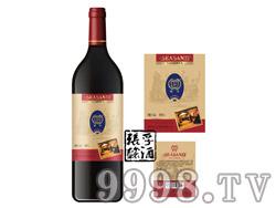 张孚5L瓶装干红葡萄酒