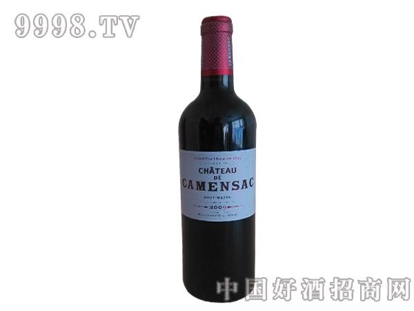 卡门萨克干红2009