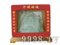青花瓷工艺品系列-8斤寿比南山