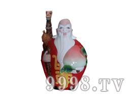 青花瓷工艺品系列-8斤寿星