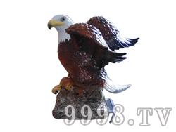 青花瓷工艺品系列-10斤大展宏图