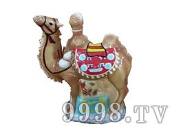 青花瓷工艺品系列-10斤珐琅骆驼