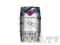 野生蓝莓酒330ML