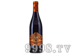 拉索城堡家族386赤霞珠干红葡萄酒