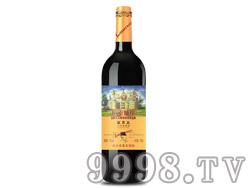拉索城堡新贵族干红葡萄酒