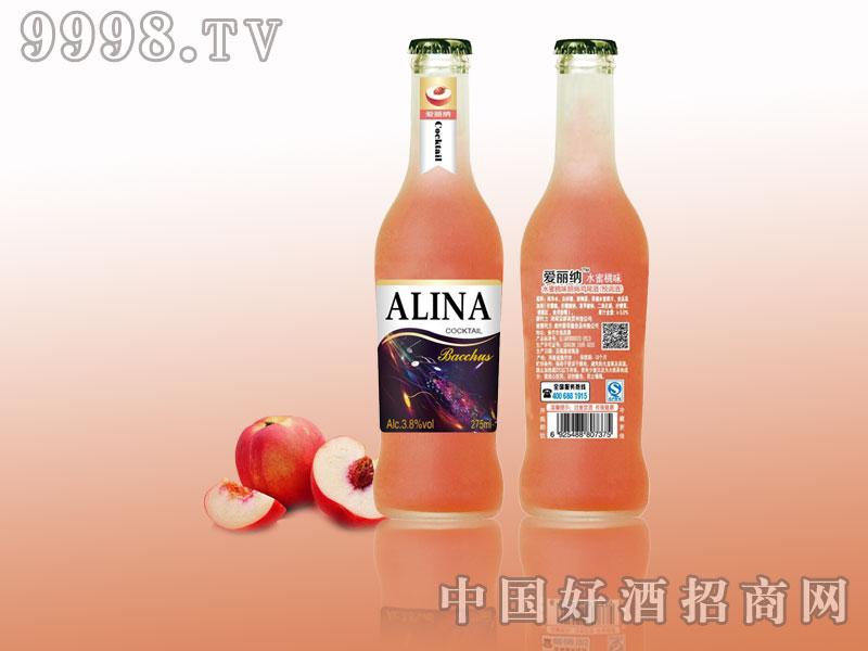 爱丽纳鸡尾酒水蜜桃味