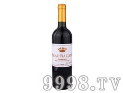 法国莫尔维得红葡萄酒2009