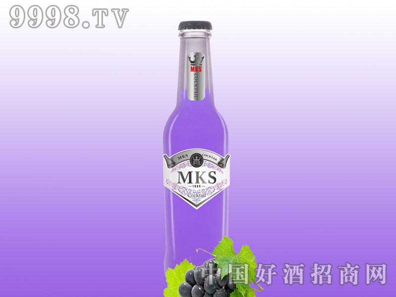 麦卡兹鸡尾酒紫葡萄味