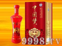 中国梦珍藏红盒