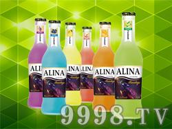 爱丽纳鸡尾酒-青檬味混合