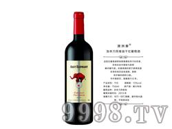 澳洲象加本力苏维翁干红葡萄酒
