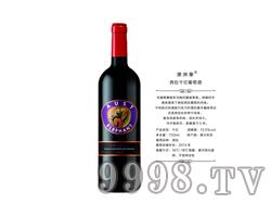 澳洲象西拉干红葡萄酒