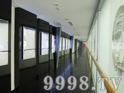 十二生肖园实景(室内走廊)