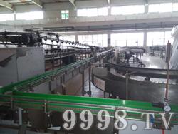 泰山啤酒厂区(莱芜)设施
