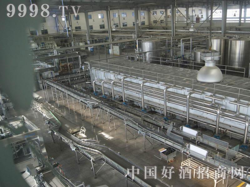 泰山啤酒厂区(泰安)设施