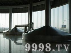 泰山啤酒厂区(泰安)厂内