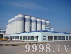 泰山啤酒厂区(泰安)全景