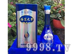 江苏洋河海蓝之梦酒45度500ML