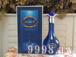 江苏洋河海蓝之梦酒礼盒