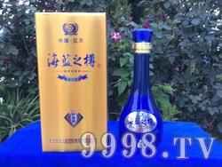 江苏洋河海蓝之尊酒中国梦