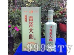 江苏洋河青瓷大曲酒手提袋