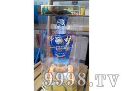 中国梦 蓝水晶盒