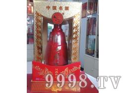 中国红红西凤酒价格588