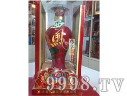尊享西凤酒20年价格268