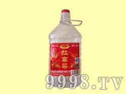 复兴门楼红高粱酒4.5L